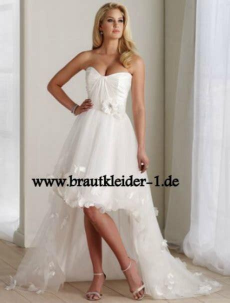 Brautkleid Vorne Kurz Hinten Lang by Brautkleid Vorn Kurz Hinten Lang