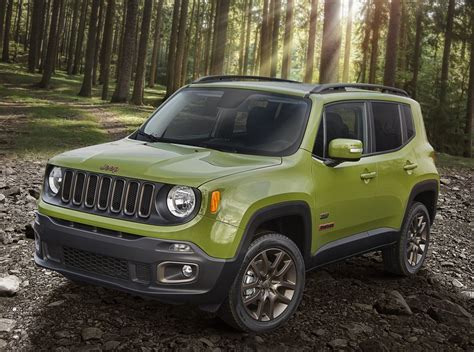Where Is The Jeep Renegade Built by Jeep Is Turning 75 Here S The History Of The Vehicle