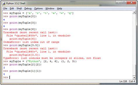python tutorial tuple python tuple creating a tuple in python tutorialology