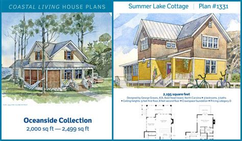 home plan magazines southern living magazine house plans images