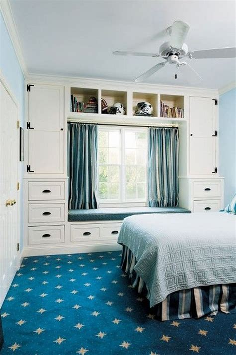 Storage Ideas For Small Bedrooms To Maximize The Space Bedroom Cabinet Design Ideas For Small Spaces