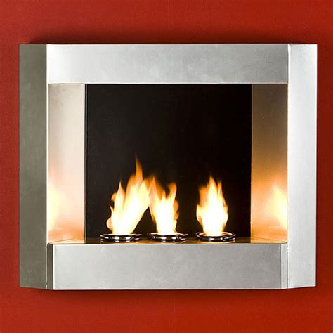 Wall Fireplaces Gel Fuel upton home contemporary wall mount gel fuel fireplace contemporary fireplace accessories