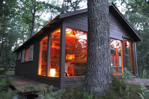 Pere Marquette Cabins by Here Are 6 One Of A Cabins In Michigan