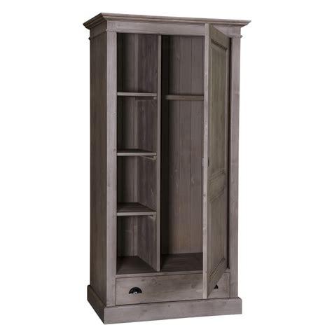 armoire bonnetiere 1 porte armoire bonneti 232 re 1 porte 1 tiroir romane le d 233 p 244 t des docks