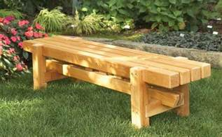 Wooden Bench For Garden 26 Best Outdoor Bench Ideas Themescompany