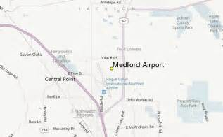 medford airport weather station record historical