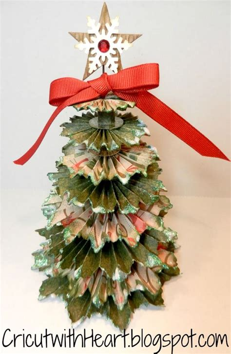 3d paper christmas tree with ribbon 27 best ribbons rosettes cricut ideas images on ribbons and ribbon rosettes