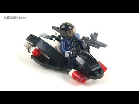 Lego 30282 Secret Enforcer Polybag lego 30282 secret enforcer polybag set review
