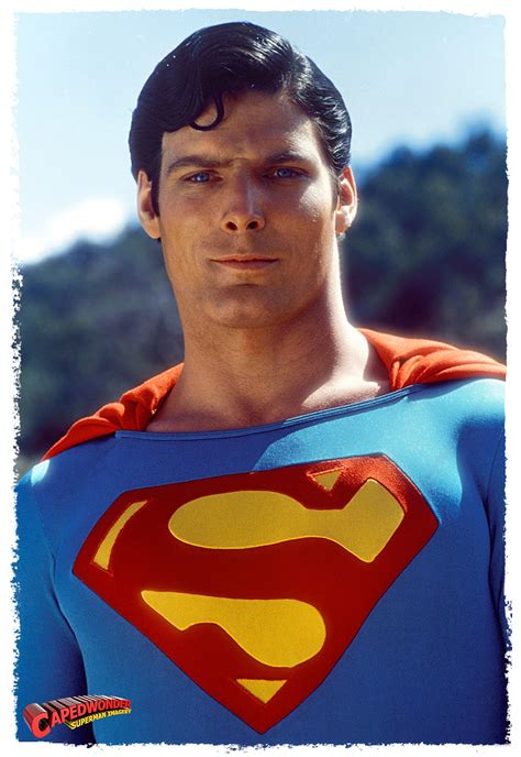 christopher reeve video tribute letters capedwonder superman imagery