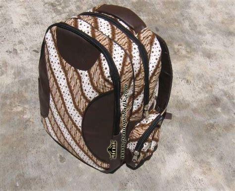 Tas Batik Vinyl Kempol G2602 tas kerja pendopo batik