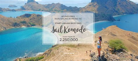 sail komodo ac start labuan bajo fun adventure