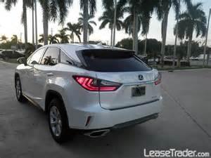 2016 lexus rx 350 lease north miami beach florida 515 00 per