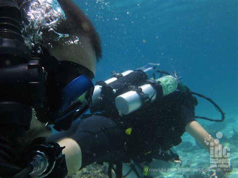 dive master padi padi divemaster course indepth dive centre phuket idc