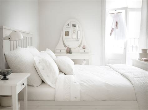 white furniture in bedroom why you should invest in a set of ikea white hemnes
