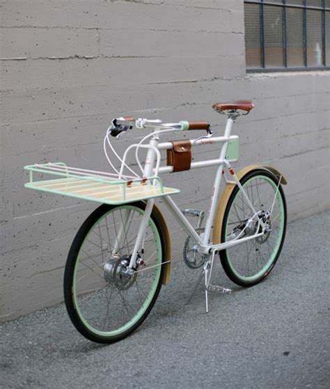 design milk bike modern utility bike design milk