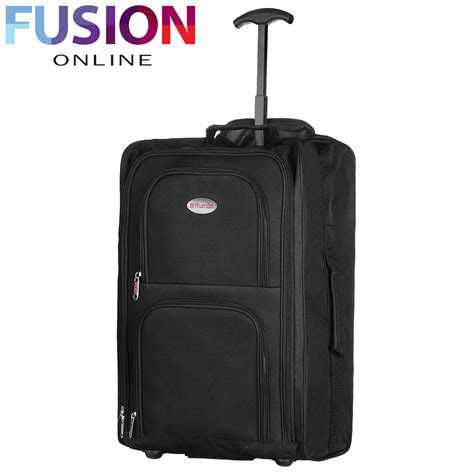 cabin approved suitcase ryanair easyjet flybe cabin approved flight trolley
