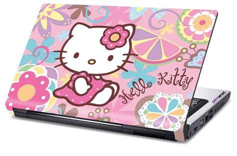 Garskin Skin Cover Stiker Laptop Cr Hello 1 laptop skins buy hello laptop skins stickers decals india
