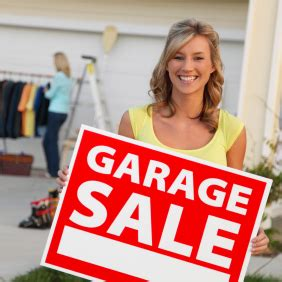 Garage Sale Tips by Garage Sale Tips Clear Clutter With A Yard Sale