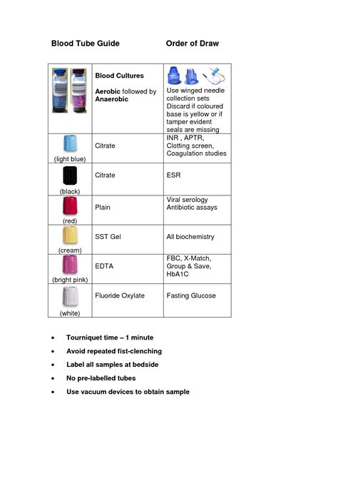 phlebotomy colors lovely phlebotomy colors 9 blood collection