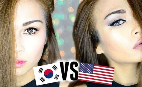 download vidio tutorial make up korea image gallery korean makeup vs american