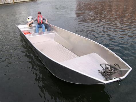 how to build a utility boat aluminum aluminum utility boats