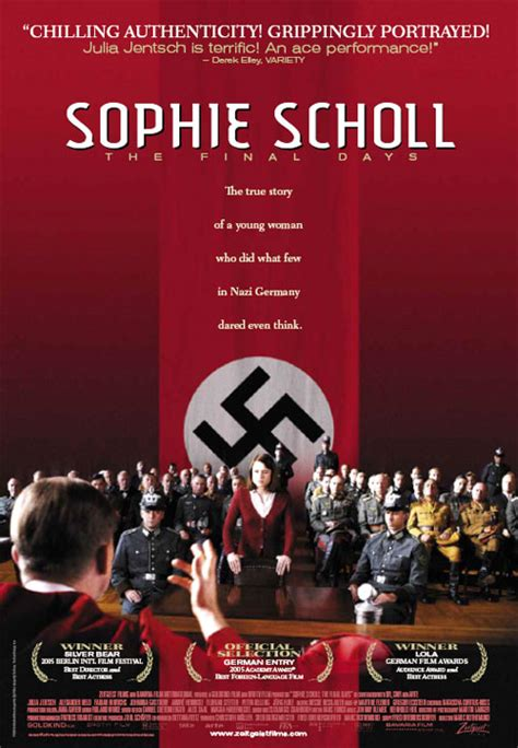 film zeitgeist adalah sophie scholl the final days wikipedia bahasa