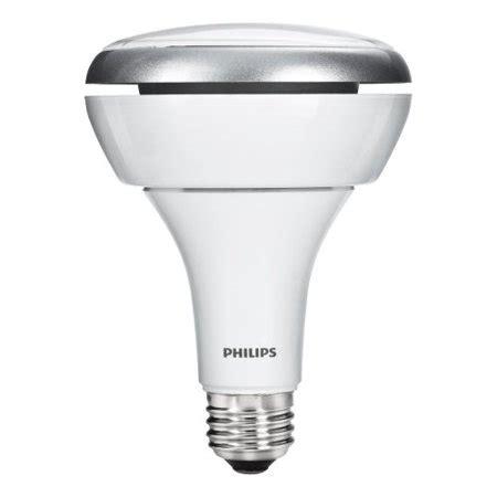 Philips Led Bulb 10 5 W philips 293878 10 5 watt br30 led indoor flood light bulb