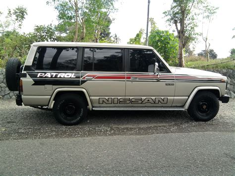 1990 Nissan Patrol Exterior Pictures Cargurus