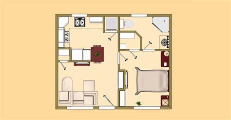 280 square feet apartment