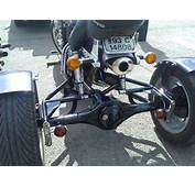 Homemade Trike Axle Car Tuning