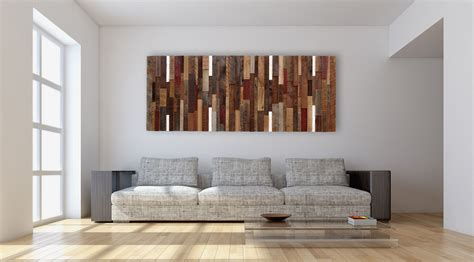 wooden art home decorations creative ideas for your own reclaimed wood wall art