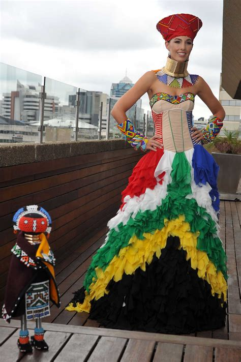 southafrican traditional attire south african traditional dress
