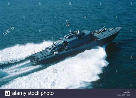 torpedo boat motor torpedo boat at speed stock photo royalty free
