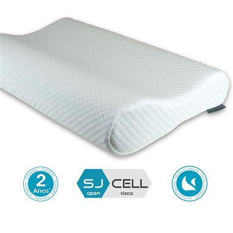 almohada para cervical almohada viscoel 225 stica cervical viscosoja plus viscoform