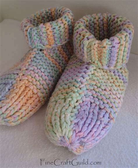 knitted bed socks pattern easy sleep socks knitting pattern