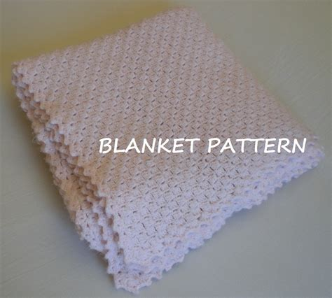 crochet pattern quick baby blanket free quick and easy baby blanket crochet patterns my crochet