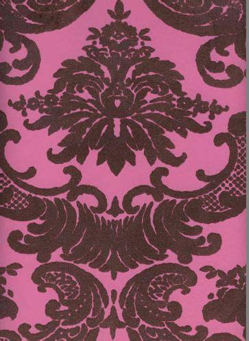 wallpaper velvet pink 17 best images about flock wallpaper on pinterest velvet