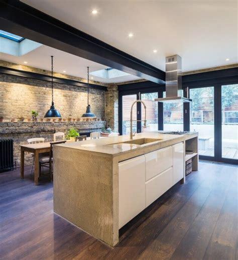 Kitchen Island Extensions by Cozinha Americana Dicas Profissionais Fotos E Medidas