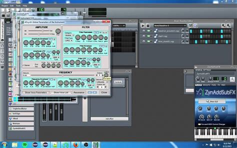 tutorial lmms youtube lmms zynaddsubfx tutorial lovers on the sun synth youtube