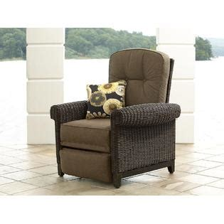 La Z Boy Outdoor Recliner by La Z Boy Outdoor Maddox Recliner
