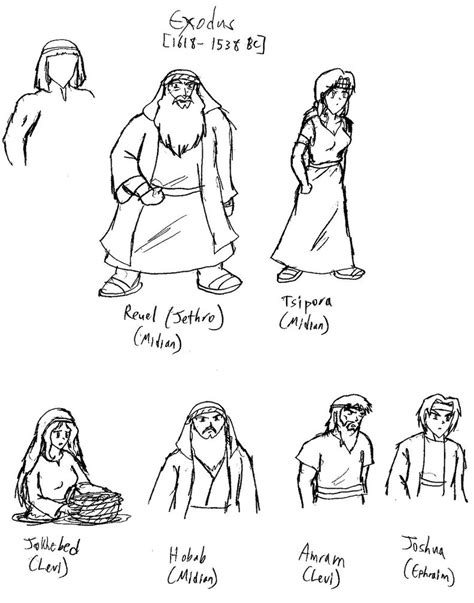 coloring pages bible characters bible characters 4 by mandalorianjedi on deviantart