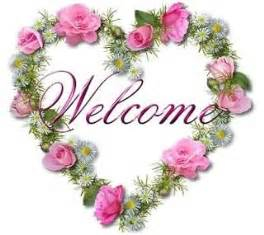 welcome images with flowers welcome flowers heart picture punjabigraphics com