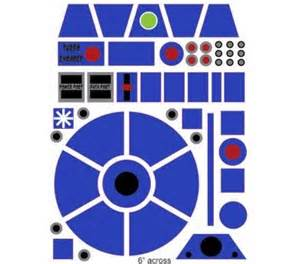template for r2d2 helmet homemade yahoo search results