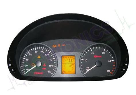 cdi lights mercedes sprinter 903 mk1 dash warning lights