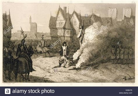 Molay Pack jacques de molay last grand master of the order is burned alive stock photo royalty free