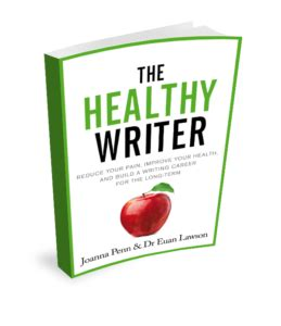 the healthy writer reduce your improve your health and build a writing career for the term books healthy writer tips improve your writing workspace
