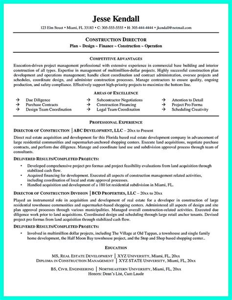 construction general laborer resume