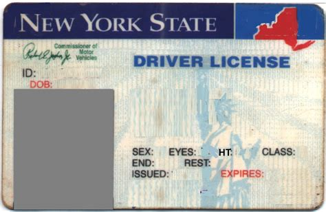 Ny State Id Card Template by The On Whats Really Happening Heres 2 I D