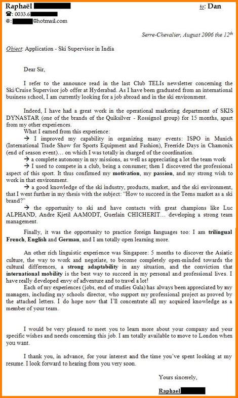 Lettre De Motivation Anglais ã Tudiant 11 Lettre De Motivation En Anglais Exemple Gratuit Format Lettre