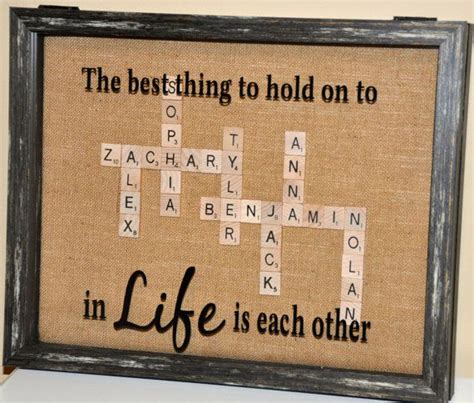 ae in scrabble custom scrabble tile family shadow box by frameanameco on